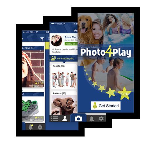 Iphone App Photo4Play