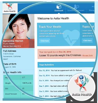 telemedicine consultation solution for astia